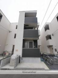 阪神なんば線 出来島駅 徒歩8分の賃貸アパート