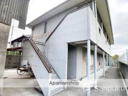 JR予讃線 伊予北条駅 徒歩8分の賃貸アパート