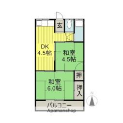 羽犬塚駅 2.5万円