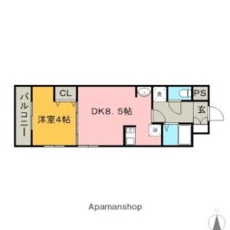 西鉄久留米駅 5.2万円