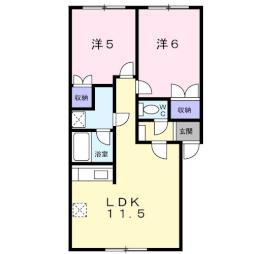 恵庭駅 4.2万円