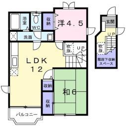 北方駅 5.1万円