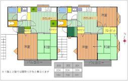 臼田駅 5.0万円