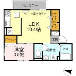 津福駅 5.3万円