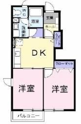 小木津駅 4.3万円