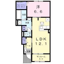 小川町駅 5.5万円