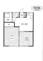 新所沢駅 3.5万円